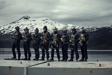 Marinejegerkommandoen fra Forsvarets mediesenter, www.forsvaret.no. Bildet er tatt av Ole Gunnar Henriksen Nordli