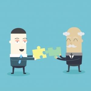 """www.freedigitalphotos.net by 2nix  """"Business Jigsaw"""""""