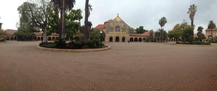 Stanford University, tatt av Trond Olsen