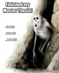 masteroppgave quickmeme.com